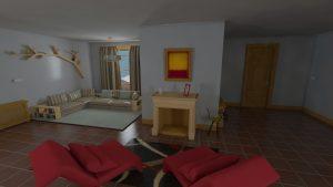 Vray Room