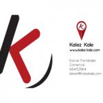 Tarjeta de visita Kalez Kale