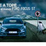 anuncio Ford Focus