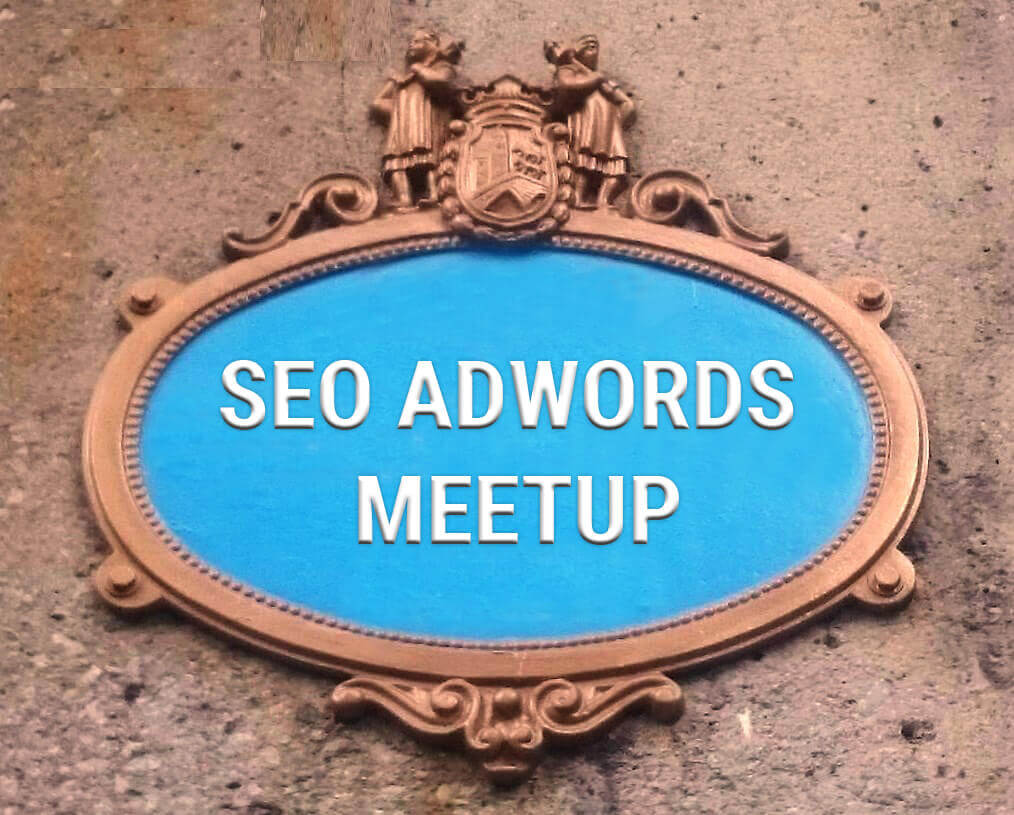 meetup seo adwords Bilbao