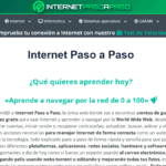 Aprender a conocer Internet desde cero