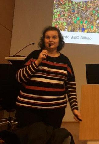 Charla en Evento SEO Bilbao octubre 2019