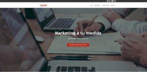 laner marketing web