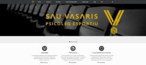 web sau vasaris psicólogo deportivo